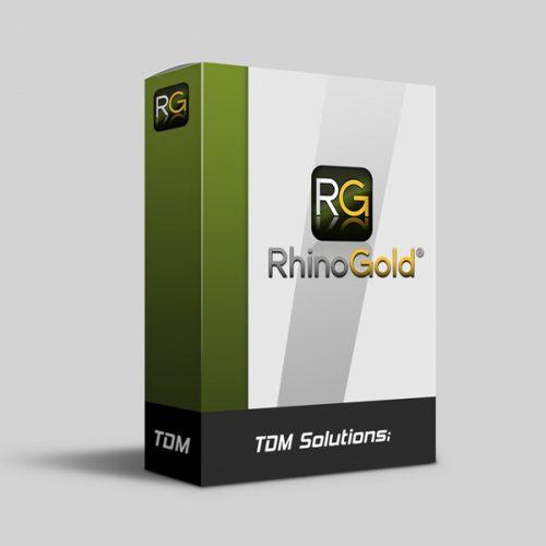 Rhinogold 6.6 Pro Plugin per Rhinoceros
