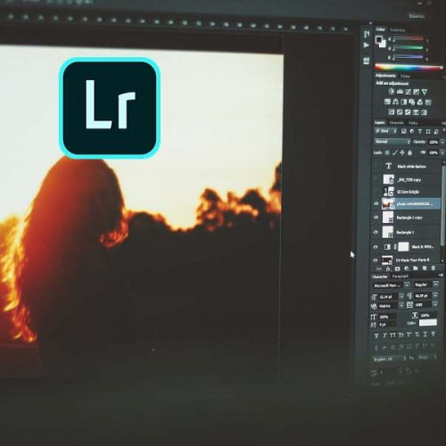 Immagine Lightroom