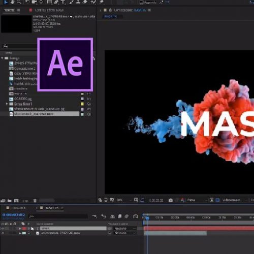 Immagine Adobe After Effects Intermedio