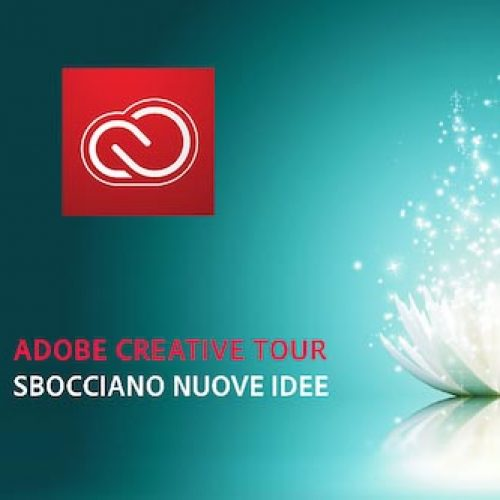 Immagine webinar Adobe Creative Cloud