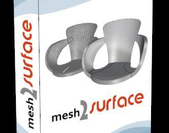 Mesh2Surface per Rhinoceros – Reverse Engineering